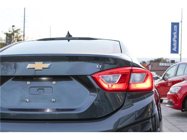 2017 Chevrolet Cruze LT Auto (Stk: APR3221 NO SUNROOF  ) in Mississauga - Image 5 of 21