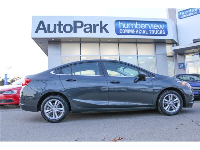 2017 Chevrolet Cruze LT Auto (Stk: APR3221 NO SUNROOF  ) in Mississauga - Image 4 of 21
