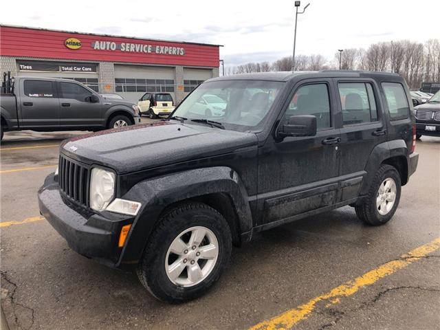 2012 Jeep Liberty Sport (Stk: 1904129) in Waterloo - Image 1 of 2