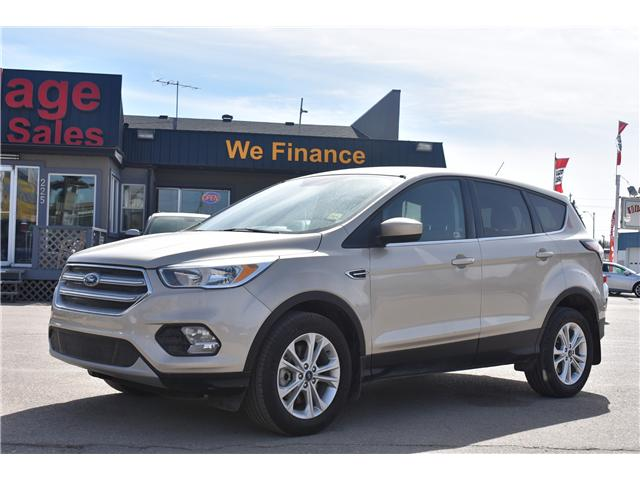 2017 Ford Escape SE (Stk: P36157) in Saskatoon - Image 1 of 24