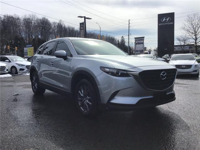 2018 Mazda CX-9 GS (Stk: DR85461A) in Ottawa - Image 1 of 11