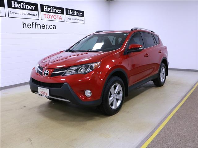 2014 Toyota RAV4 XLE (Stk: 195242) in Kitchener - Image 1 of 28