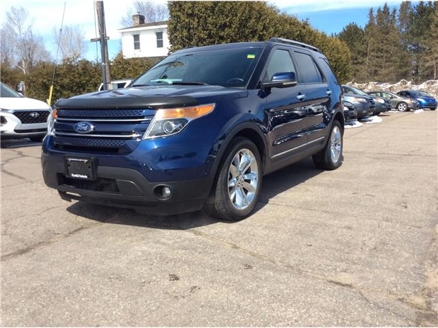 2012 Ford Explorer Limited (Stk: 19310A) in Pembroke - Image 1 of 19