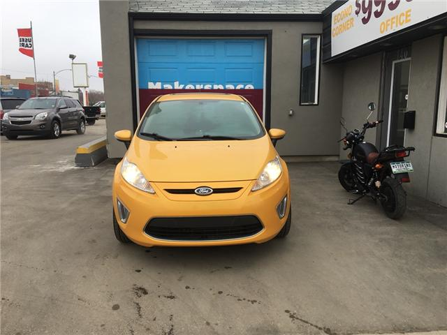 2011 Ford Fiesta SES (Stk: -) in Saskatoon - Image 2 of 5