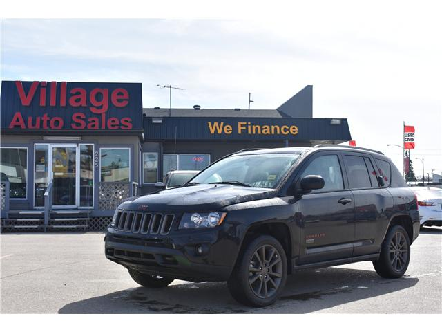 2016 Jeep Compass Sport/North (Stk: P36226) in Saskatoon - Image 1 of 25
