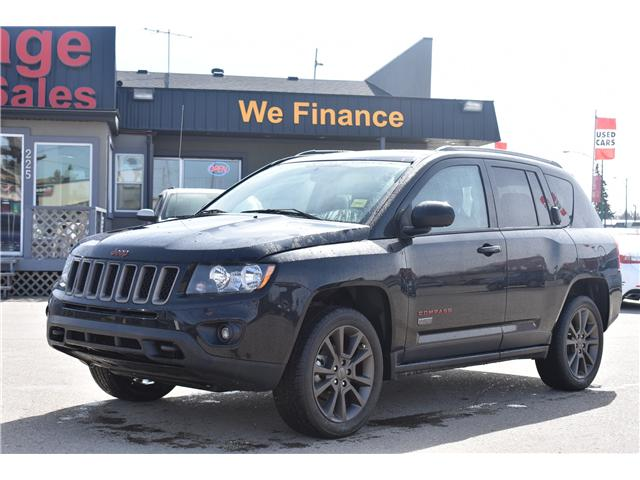 2016 Jeep Compass Sport/North (Stk: P36226) in Saskatoon - Image 2 of 25