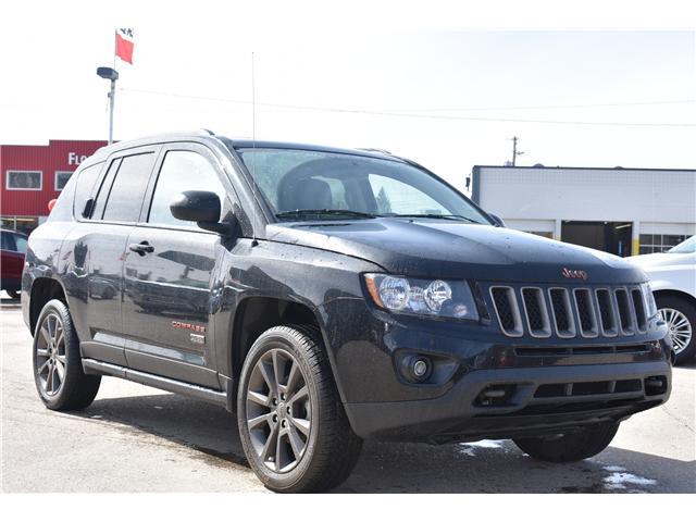 2016 Jeep Compass Sport/North (Stk: P36226) in Saskatoon - Image 4 of 25