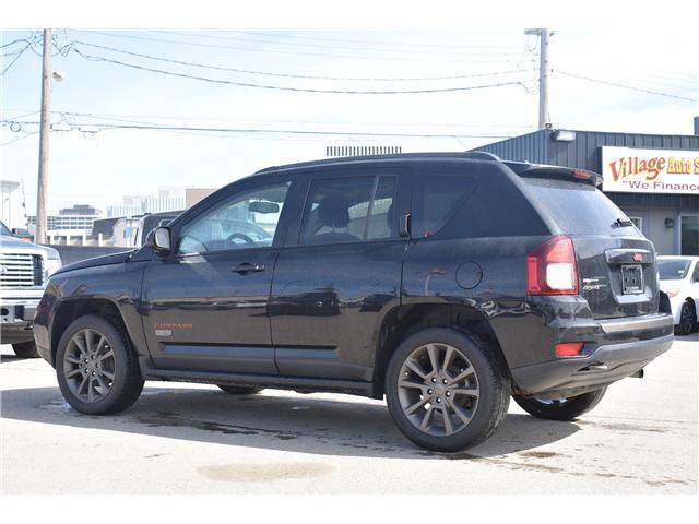 2016 Jeep Compass Sport/North (Stk: P36226) in Saskatoon - Image 8 of 25