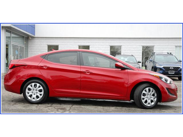 2014 Hyundai Elantra GL (Stk: OP3854) in Kitchener - Image 2 of 11