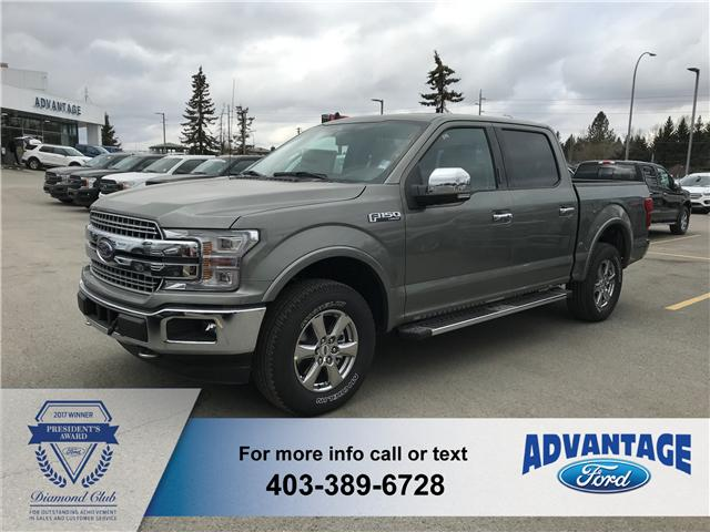 2019 Ford F-150 Lariat (Stk: K-986) in Calgary - Image 1 of 5