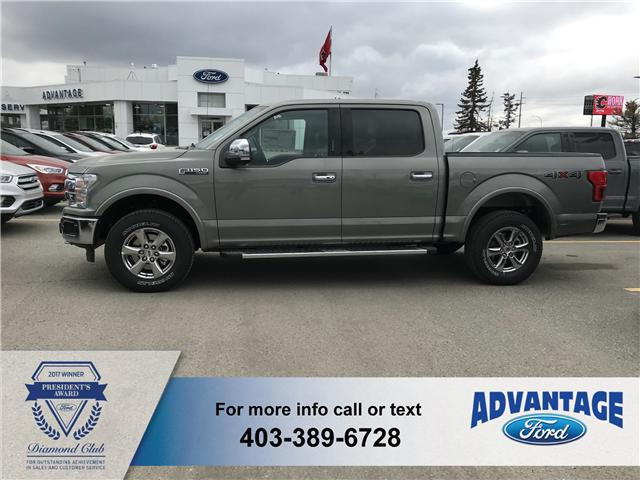 2019 Ford F-150 Lariat (Stk: K-986) in Calgary - Image 2 of 5