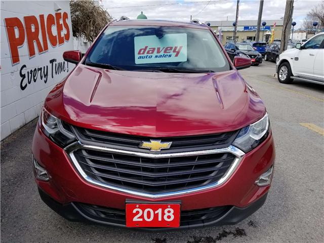 2018 Chevrolet Equinox LT (Stk: 19-233) in Oshawa - Image 2 of 17