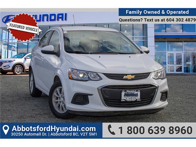 2017 Chevrolet Sonic LT Auto (Stk: AH8783) in Abbotsford - Image 1 of 25