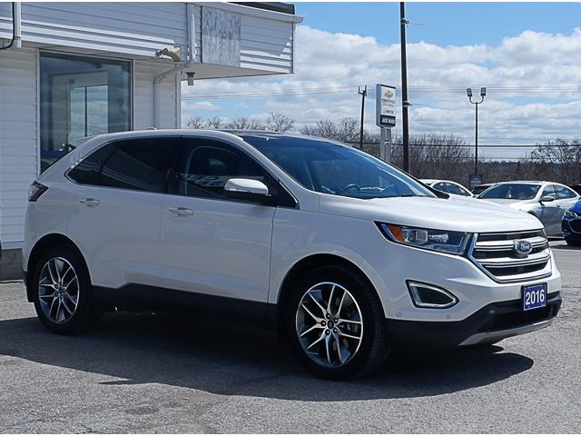 2016 Ford Edge Titanium (Stk: 19444A) in Peterborough - Image 10 of 20