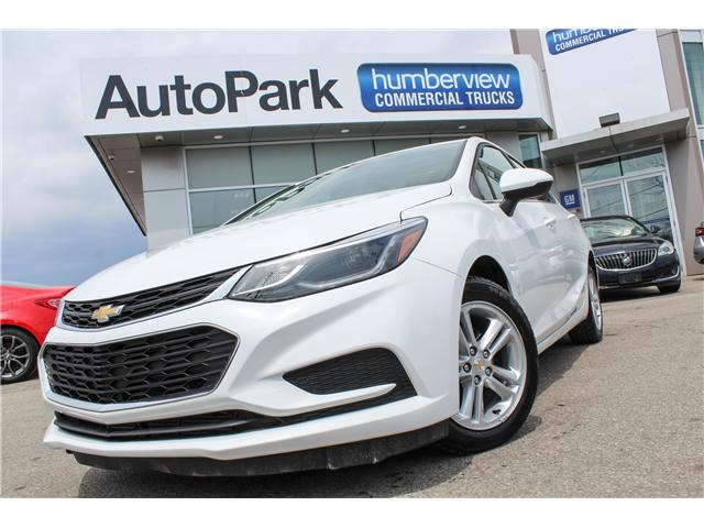 2017 Chevrolet Cruze LT Auto (Stk: apr3140) in Mississauga - Image 1 of 23