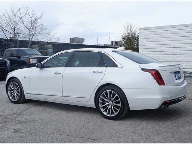 2018 Cadillac CT6 3.0L Twin Turbo Premium Luxury (Stk: P18009) in Peterborough - Image 3 of 18