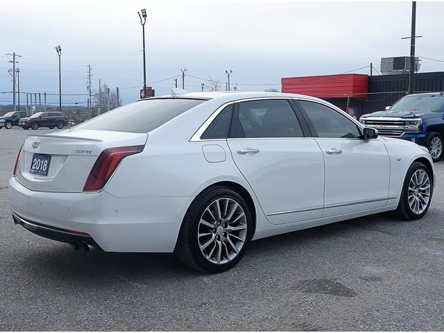 2018 Cadillac CT6 3.0L Twin Turbo Premium Luxury (Stk: P18009) in Peterborough - Image 6 of 18