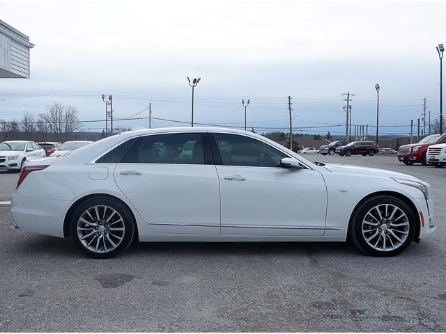 2018 Cadillac CT6 3.0L Twin Turbo Premium Luxury (Stk: P18009) in Peterborough - Image 7 of 18