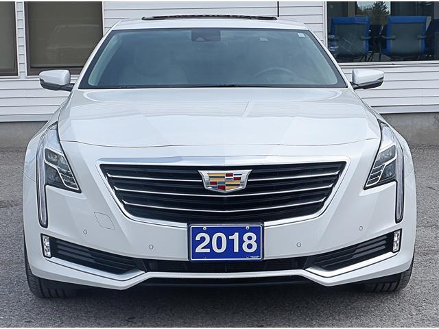 2018 Cadillac CT6 3.0L Twin Turbo Premium Luxury (Stk: P18009) in Peterborough - Image 10 of 18