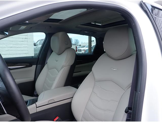 2018 Cadillac CT6 3.0L Twin Turbo Premium Luxury (Stk: P18009) in Peterborough - Image 12 of 18
