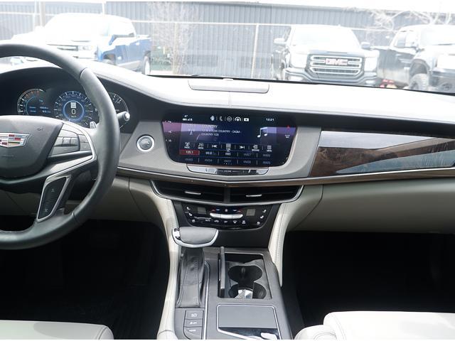 2018 Cadillac CT6 3.0L Twin Turbo Premium Luxury (Stk: P18009) in Peterborough - Image 15 of 18