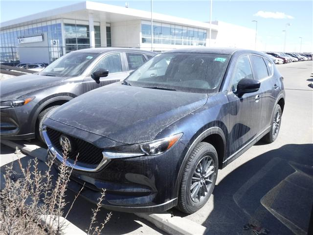 2019 Mazda CX-5 GS (Stk: M1963) in Calgary - Image 1 of 1