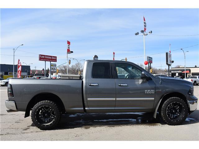 2013 RAM 1500 SLT (Stk: P36205) in Saskatoon - Image 4 of 25