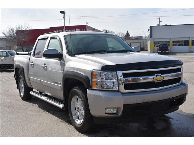 2007 Chevrolet Silverado 1500 Next Generation LTZ (Stk: P36154) in Saskatoon - Image 3 of 25