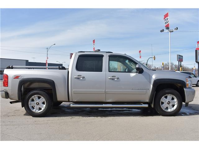2007 Chevrolet Silverado 1500 Next Generation LTZ (Stk: P36154) in Saskatoon - Image 4 of 25