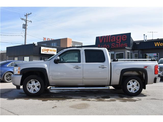 2007 Chevrolet Silverado 1500 Next Generation LTZ (Stk: P36154) in Saskatoon - Image 8 of 25