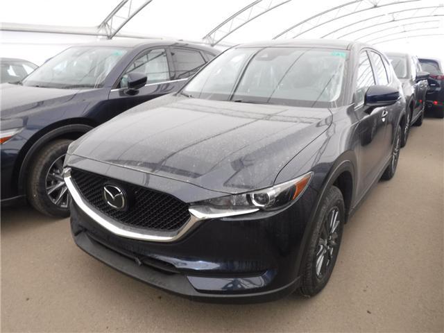 2019 Mazda CX-5 GS (Stk: M2053) in Calgary - Image 1 of 1