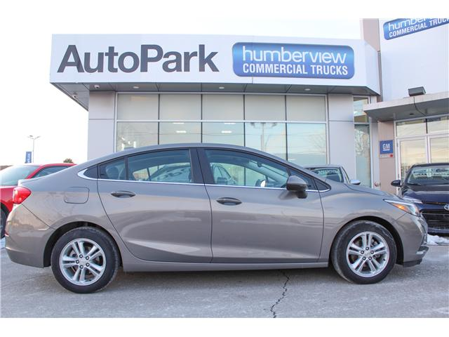 2017 Chevrolet Cruze LT Auto (Stk: apr3109) in Mississauga - Image 5 of 24