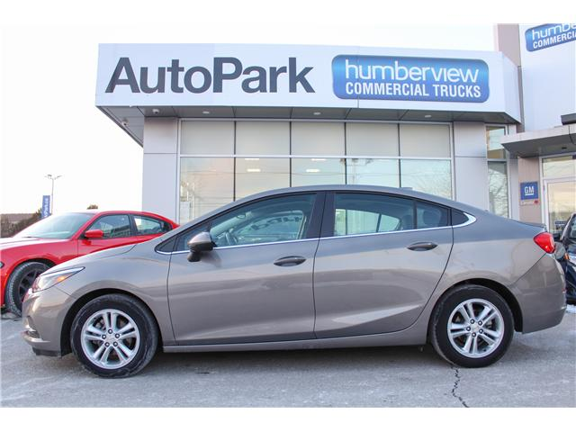 2017 Chevrolet Cruze LT Auto (Stk: apr3109) in Mississauga - Image 4 of 24