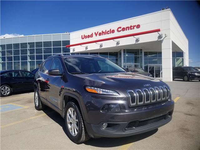 2016 Jeep Cherokee North (Stk: 2190720A) in Calgary - Image 1 of 28