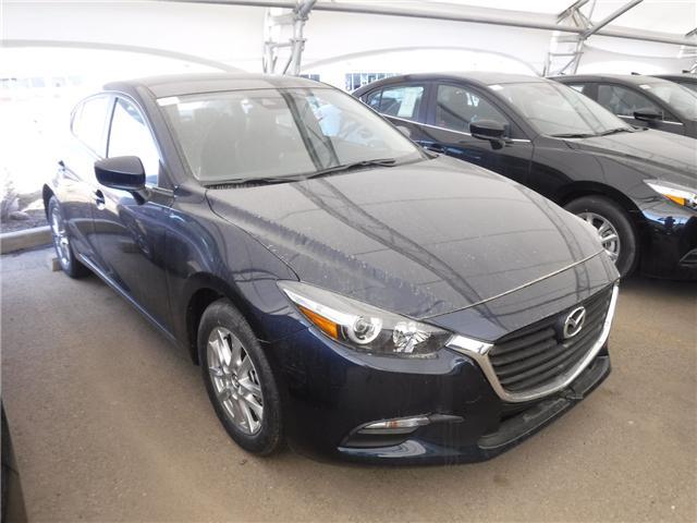 2018 Mazda Mazda3 SE (Stk: M1807) in Calgary - Image 1 of 1
