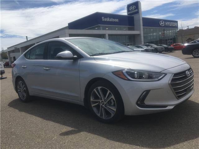 2018 Hyundai Elantra GLS (Stk: 38113) in Saskatoon - Image 1 of 16
