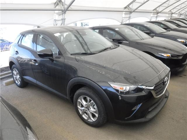 2019 Mazda CX-3 GS (Stk: M2013) in Calgary - Image 1 of 1