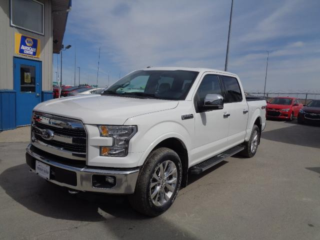2016 Ford F-150 Lariat (Stk: I7460) in Winnipeg - Image 1 of 19