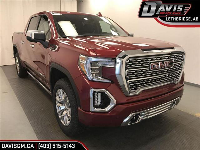 2019 GMC Sierra 1500 Denali (Stk: 204068) in Lethbridge - Image 1 of 35