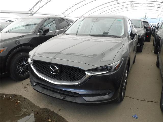 2019 Mazda CX-5 GT w/Turbo (Stk: M1989) in Calgary - Image 1 of 1