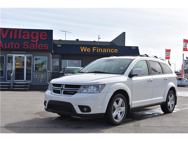 2012 Dodge Journey R/T 3C4PDDFG4CT308875 P36084 in Saskatoon