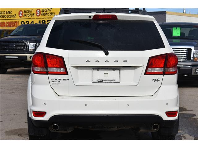 2012 Dodge Journey R/T (Stk: P36084) in Saskatoon - Image 6 of 27