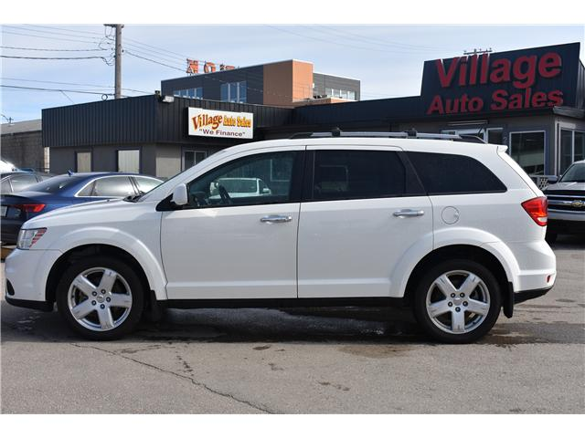 2012 Dodge Journey R/T (Stk: P36084) in Saskatoon - Image 8 of 27