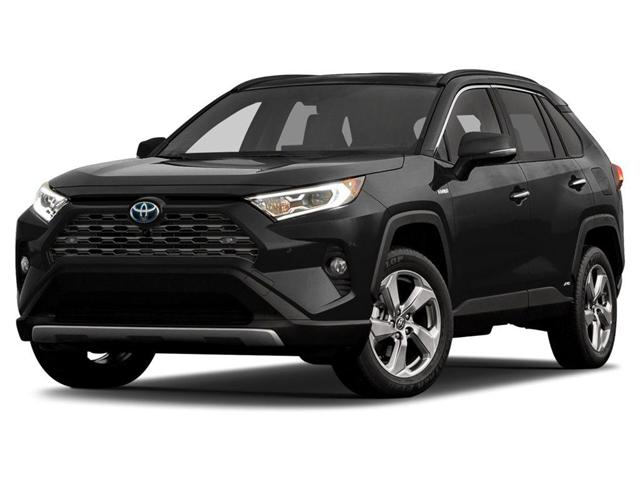 2019 Toyota RAV4 Hybrid Limited (Stk: D9073) in Peterborough - Image 1 of 3