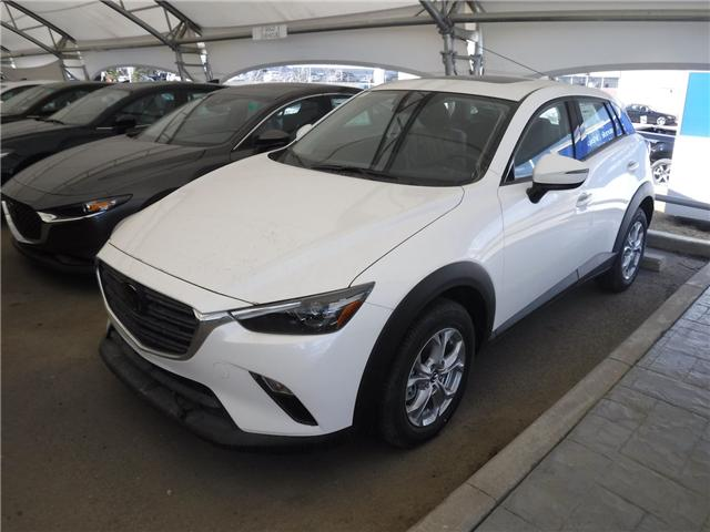 2019 Mazda CX-3 GS (Stk: M1831) in Calgary - Image 1 of 1