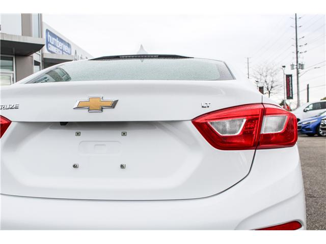 2017 Chevrolet Cruze LT Auto (Stk: APR3191) in Mississauga - Image 6 of 22