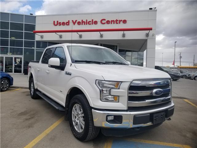 2016 Ford F-150 Lariat (Stk: 6190754A) in Calgary - Image 1 of 29