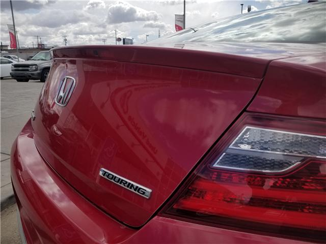 2017 Honda Accord Touring (Stk: U194114) in Calgary - Image 27 of 30
