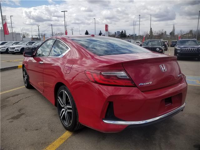 2017 Honda Accord Touring (Stk: U194114) in Calgary - Image 4 of 30