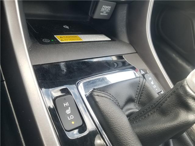 2017 Honda Accord Touring (Stk: U194114) in Calgary - Image 17 of 30